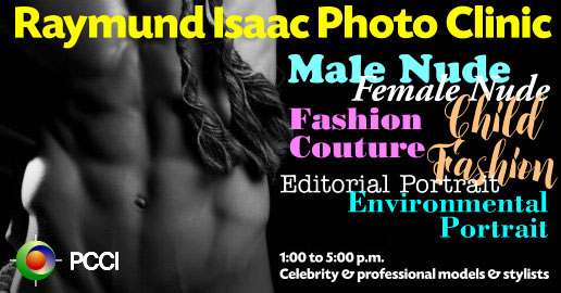 Raymund Isaac Photo Clinic