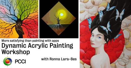 Dynamic Acrylic Painting Workshop